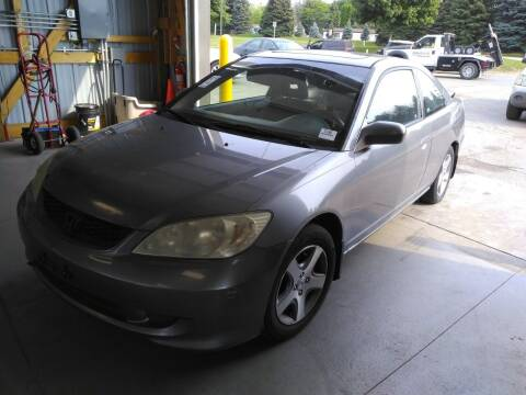 2004 Honda Civic for sale at Steve's Auto Sales in Madison WI