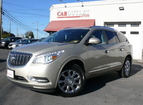 2013 Buick Enclave for sale at MY CAR OUTLET in Mount Crawford VA
