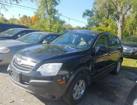 2008 Saturn Vue for sale at Superior Motors in Mount Morris MI