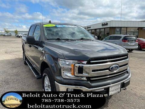 2020 Ford F-150 for sale at BELOIT AUTO & TRUCK PLAZA INC in Beloit KS