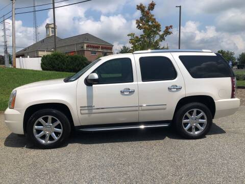 2012 GMC Yukon for sale at Bill Henderson Auto Group Inc in Statesville NC