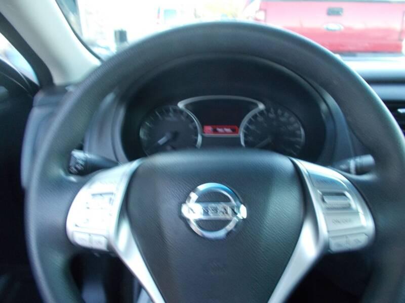 2016 Nissan Altima 2.5 S 4dr Sedan - Keyport NJ