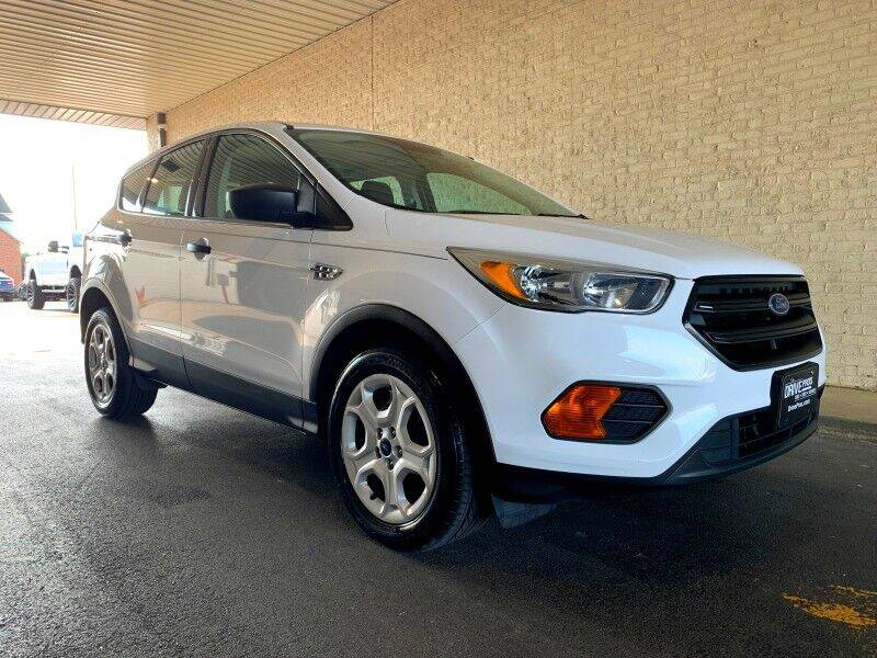 2017 Ford Escape for sale at DRIVEPROS® in Charles Town WV