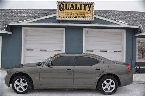 2010 Dodge Charger for sale at Quality Pre-Owned Automotive in Cuba MO