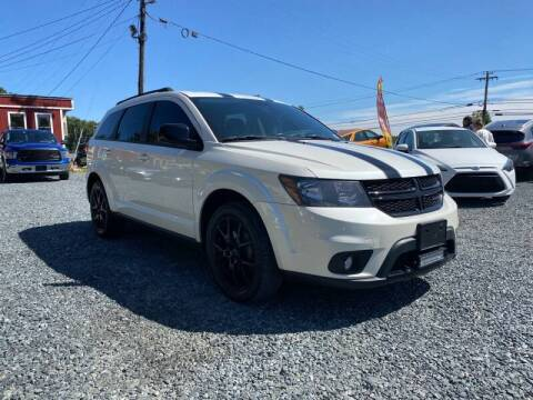 2017 Dodge Journey for sale at A&M Auto Sales in Edgewood MD