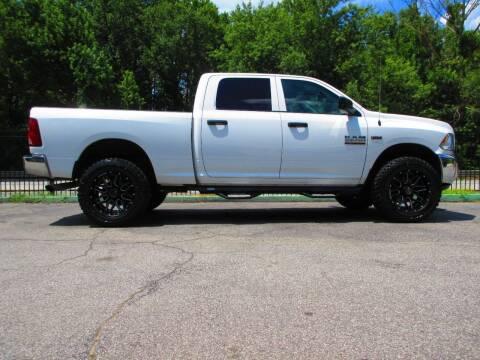 2016 RAM Ram Pickup 2500 for sale at Garcia Trucks Auto Sales Inc. in Austell GA