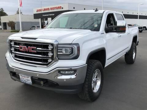 2016 GMC Sierra 1500 for sale at Dow Lewis Motors in Yuba City CA