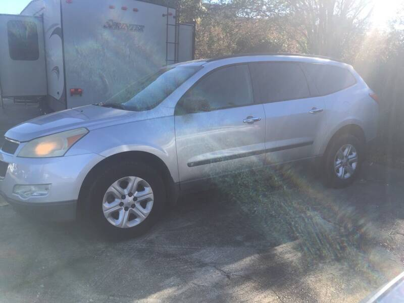 2009 Chevrolet Traverse for sale at Gulf South Automotive in Pensacola FL