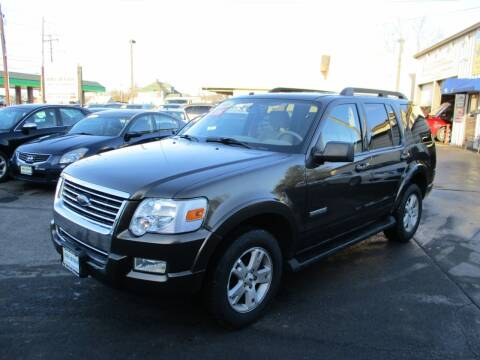2008 Ford Explorer for sale at TRI-STAR AUTO SALES in Kingston NY