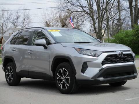 2020 Toyota RAV4 for sale at A & A IMPORTS OF TN in Madison TN