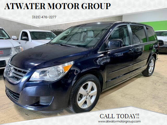 2010 Volkswagen Routan for sale at Atwater Motor Group in Phoenix AZ