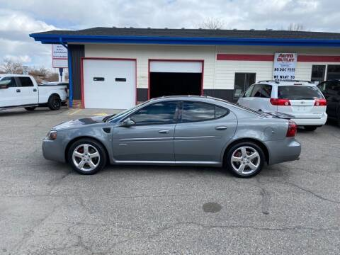 2008 Pontiac Grand Prix for sale at Auto Outlet in Billings MT