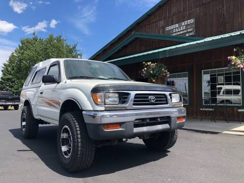 1995 Toyota Tacoma for sale at Coeur Auto Sales in Hayden ID
