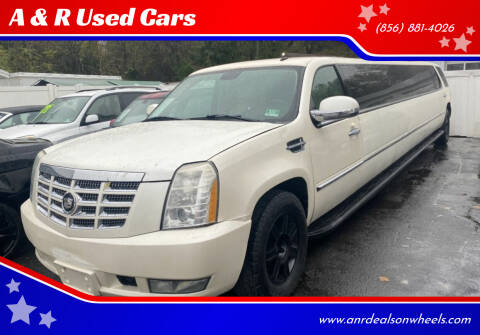 2007 Cadillac Escalade for sale at A & R Used Cars in Clayton NJ