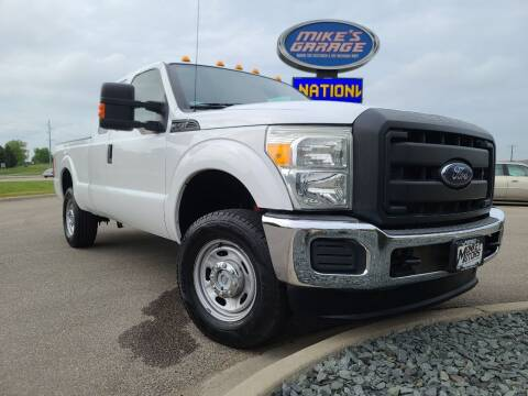 2015 Ford F-250 Super Duty for sale at Monkey Motors in Faribault MN