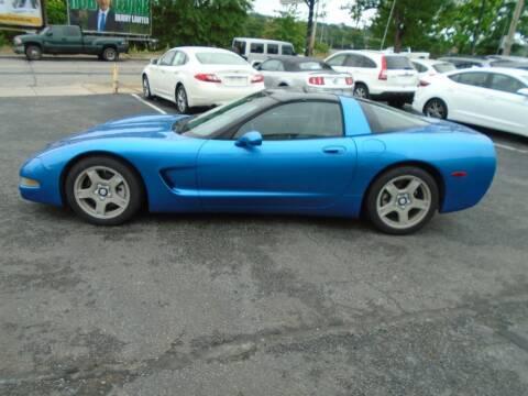 1998 Chevrolet Corvette for sale at Gemini Auto Sales in Providence RI