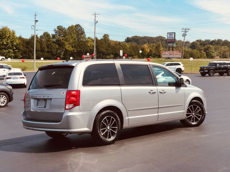 2017 Dodge Grand Caravan GT 4dr Mini-Van - Morristown TN