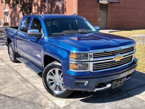 2015 Chevrolet Silverado 1500 for sale at Unique Motors of Tampa in Tampa FL