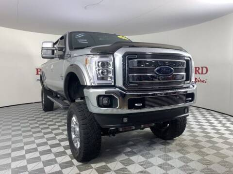 2013 Ford F-350 Super Duty for sale at BOZARD FORD in Saint Augustine FL