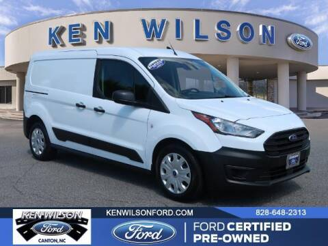 2021 Ford Transit Connect Cargo for sale at Ken Wilson Ford in Canton NC