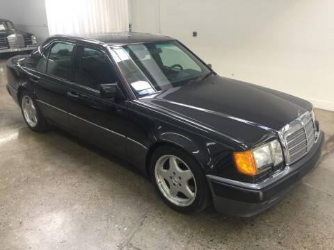 1993 Mercedes-Benz 500-Class for sale at Milpas Motors Auto Gallery in Ventura CA