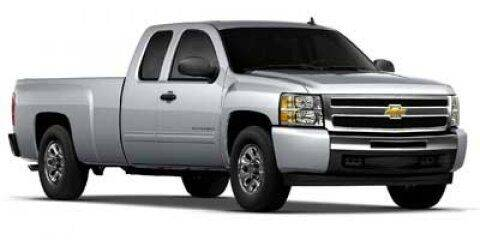 2011 Chevrolet Silverado 1500 for sale at SCOTT EVANS CHRYSLER DODGE in Carrollton GA