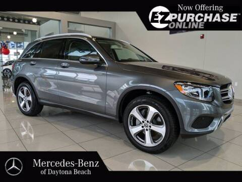 2017 Mercedes-Benz GLC for sale at Mercedes-Benz of Daytona Beach in Daytona Beach FL