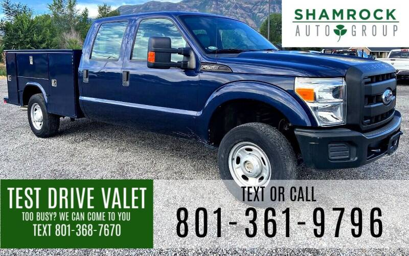 2011 Ford F-250 Super Duty for sale at Shamrock Group LLC #1 in Pleasant Grove UT