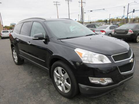2011 Chevrolet Traverse for sale at Fox River Motors in Green Bay WI