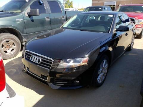 2011 Audi A4 for sale at Sarpy County Motors in Springfield NE