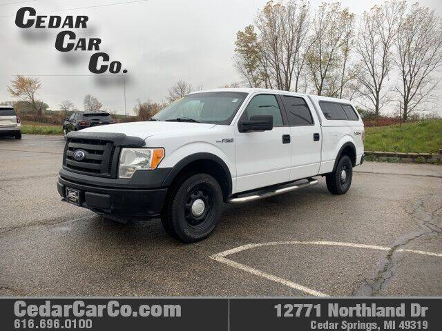 2010 Ford F-150 for sale at Cedar Car Co in Cedar Springs MI