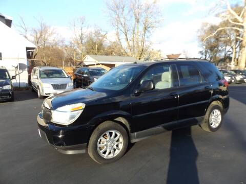2007 Buick Rendezvous for sale at Goodman Auto Sales in Lima OH