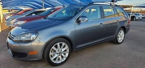 2013 Volkswagen Jetta for sale at USA Auto Inc in Mesa AZ