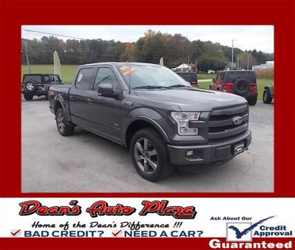 2015 Ford F-150 for sale at Dean's Auto Plaza in Hanover PA