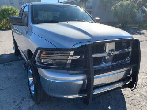 2010 Dodge Ram Pickup 1500 for sale at Consumer Auto Credit in Tampa FL