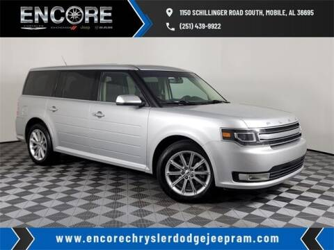 2019 Ford Flex for sale at PHIL SMITH AUTOMOTIVE GROUP - Encore Chrysler Dodge Jeep Ram in Mobile AL