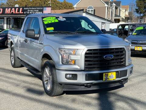 2017 Ford F-150 for sale at Milford Auto Mall in Milford MA