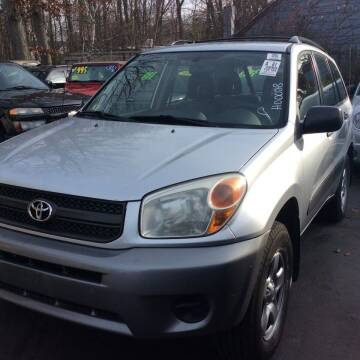 2005 Toyota RAV4 for sale at Irving Auto Sales in Whitman MA