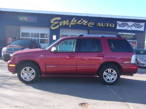 2007 Mercury Mountaineer for sale at Empire Auto Sales in Sioux Falls SD