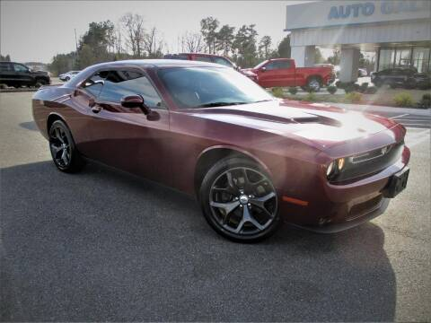 2018 Dodge Challenger for sale at Auto Gallery Chevrolet in Commerce GA