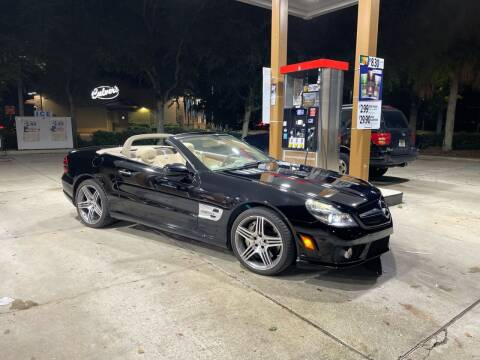2009 Mercedes-Benz SL-Class for sale at Team X-TREME in Houston TX