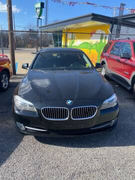 2011 BMW 5 Series for sale at E-Z Pay Used Cars - E-Z Pay Cars & Bikes in McAlester OK