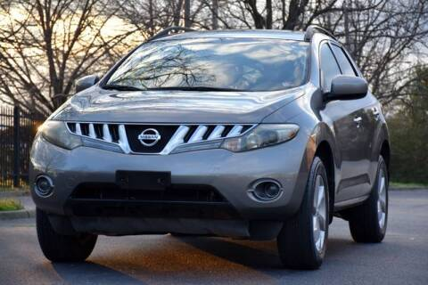 2009 Nissan Murano for sale at Wheel Deal Auto Sales LLC in Norfolk VA