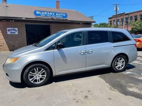 2011 Honda Odyssey for sale at Bluesky Auto in Bound Brook NJ