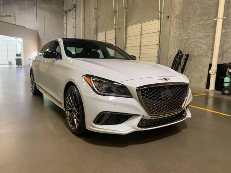 2019 Genesis G80 for sale in Carrollton, TX