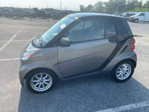 2010 Smart fortwo for sale at Auto Discount Center in Laurel MD