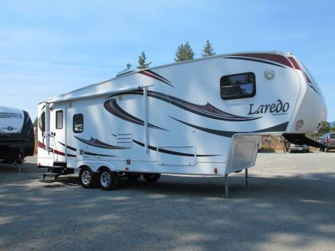 2012 Laredo 26 for sale at Oregon RV Outlet LLC - 5th Wheels in Grants Pass OR