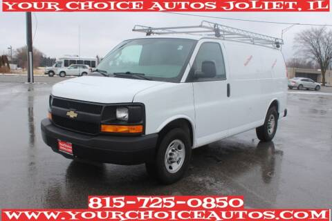 2016 Chevrolet Express Cargo for sale at Your Choice Autos - Joliet in Joliet IL