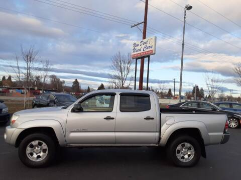 2010 Toyota Tacoma for sale at New Deal Used Cars in Spokane Valley WA