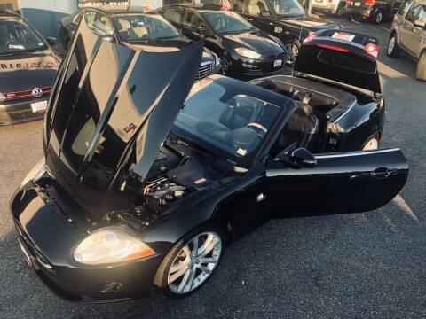 2007 Jaguar XK-Series for sale at Trimax Auto Group in Norfolk VA